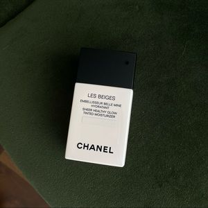 Chanel les beiges tinted moisturizer